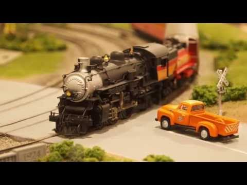 Brass Review: HO Westside Model Company Southern Pacific A-6 4-4-2