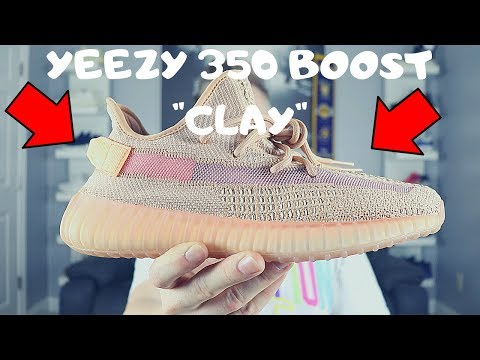 HOW GOOD IS THE ADIDAS YEEZY BOOST 350 V2 CLAY?!
