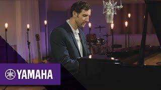 David Blair plays Yamaha | Clavinova GrandTouch keyboard action | Yamaha Music