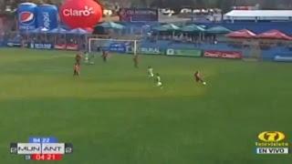 Municipal Pérez Zeledón vs Deportiva Carmelita full match