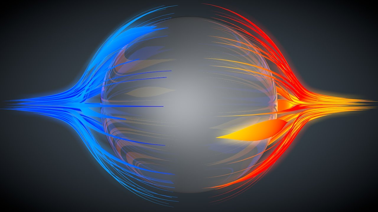 Cinema 4D - Using Particles Emitter with Spherify Deformer