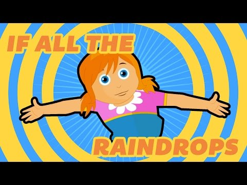 If All The Rain Drops – Nursery Rhyme for Kids  Sony Music for Kids
