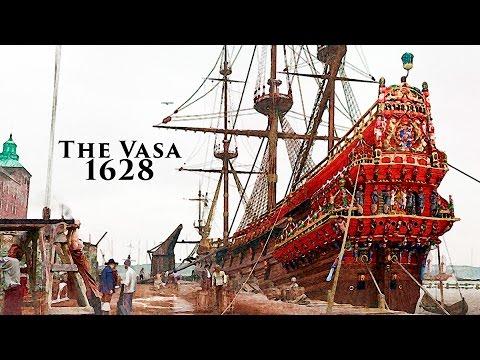The Vasa 1628. Легендарный провал #2