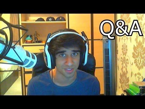 Vikkstar Q&A Vlog #4