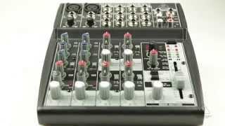 XENYX 1002FX Small Format Mixer