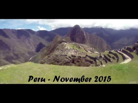 Backpacking Peru (GoPro HD)