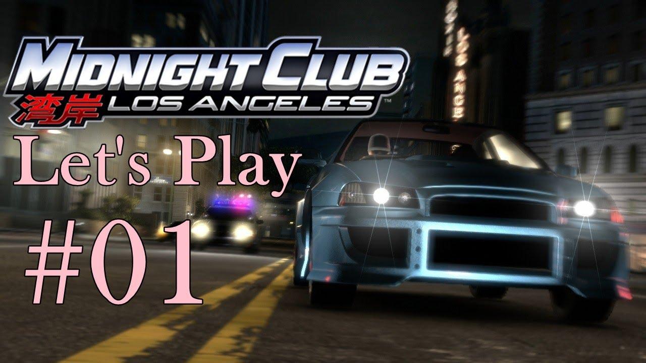 Lets Play  Midnight Club Los Angeles - Parte 1 Inicio -2591