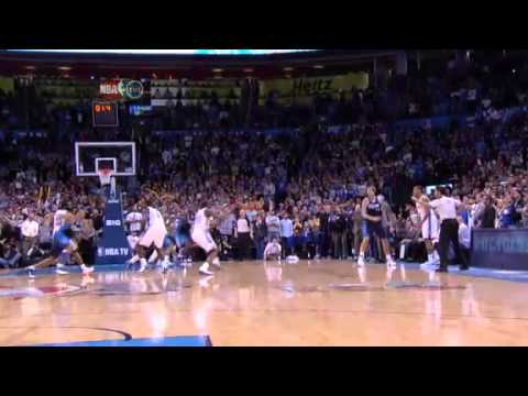 Kevin Durant  Buzzer Beaters NBA Season 2011 - 2012 vs Dallas