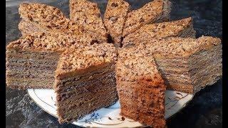 ПОТРЯСАЮЩИЙ И НЕРЕАЛЬНО ВКУСНЫЙ ТОРТ МИКАДО | HOW TO MAKE CAKE MIKADO