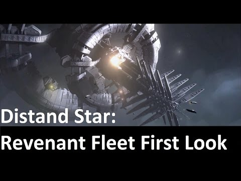 Distant Srar: Revenant Fleet Gameplay and First Look |