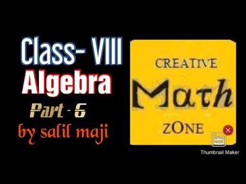 class-8,Algebra,creative math zone's live classes.