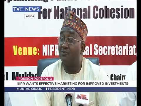 Image result for NIPR wants effective marketing for improved investments