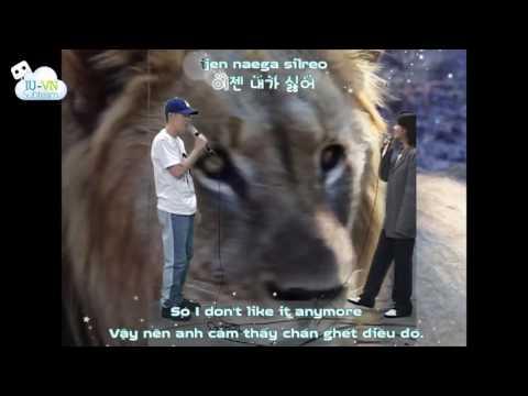 [VIETSUB + LYRICS + ENGSUB] Can't Love You Anymore (사랑이 잘) - IU (아이유) Ft. Oh Hyuk (오혁) Special Video