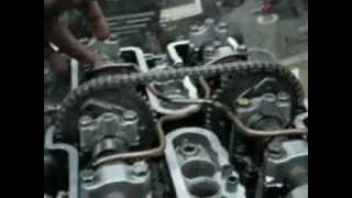 puesta a punto motor gpz 600r