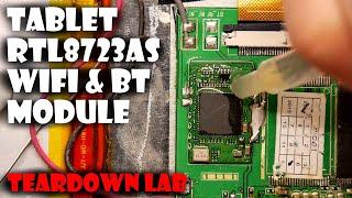 TDL- Tablet RTL8723AS WIFI & BT Module
