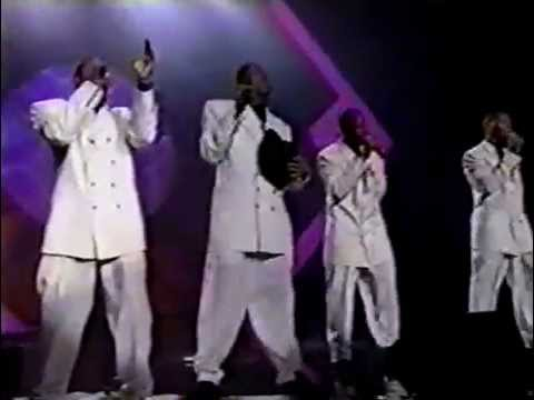 New Edition *I'm Still in Love With You* AMA's 1997