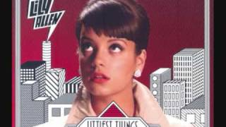 Lily Allen - Littlest Things [HQ]