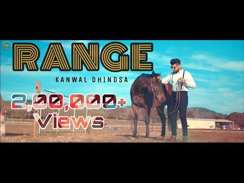 RANGE ( FULL VIDEO) || KANWAL DHINDSA  || LATEST SONG 2019 || GEN 1 MUSIC