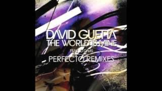 David Guetta - The World Is Mine (Liam Shachar Remix)