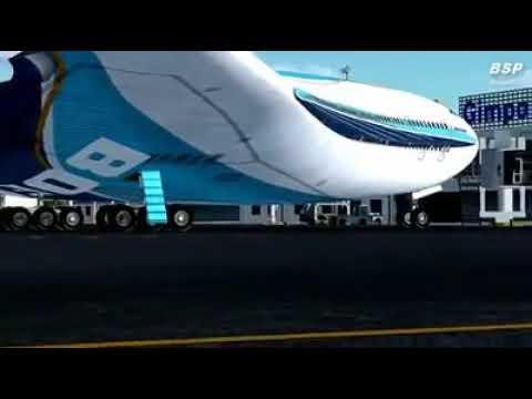 Boeing 797 N797A