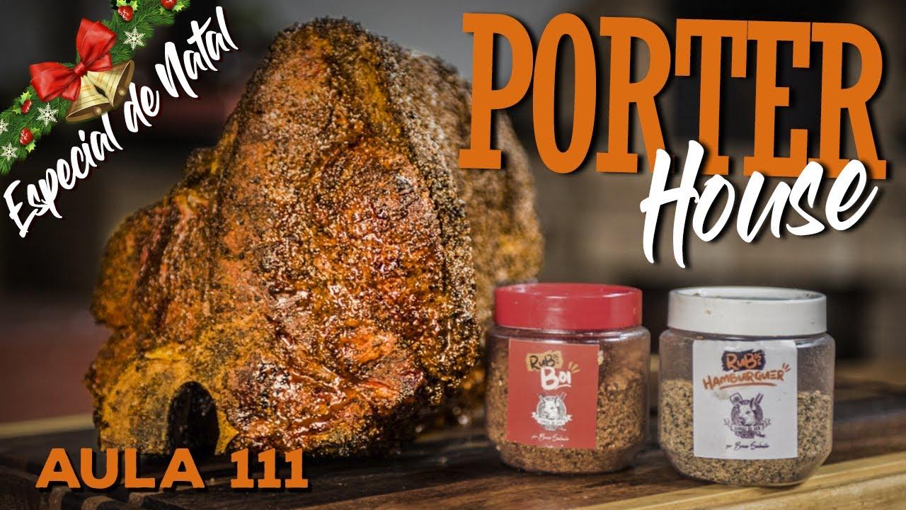 Porter House Completo + Chimichurri - Cansei de ser chef