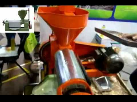 Make Vegetable Oil Yourself Vegetable Oil Making Machine