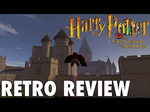 Harry Potter and the Chamber of Secrets (GC) - Retro Review