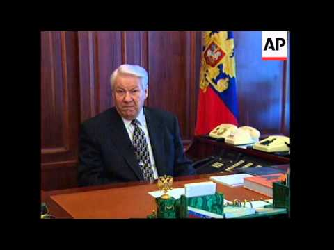 RUSSIA: YELTSIN FIRES THE ENTIRE RUSSIAN CABINET UPDATE (2)