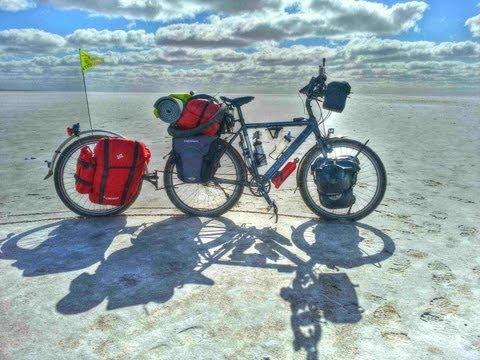 Bicycle Touring Australia.