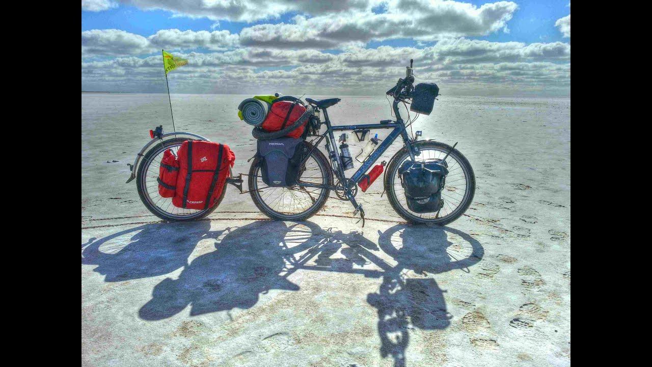 Bike Touring Camping Gear