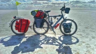 Bicycle Touring Australia.