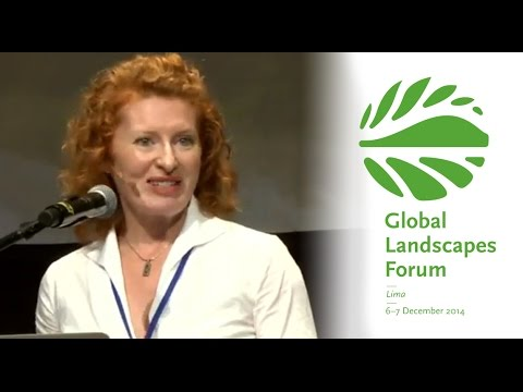 Jane Feehan – Closing Remarks: Financing sustainable landscapes