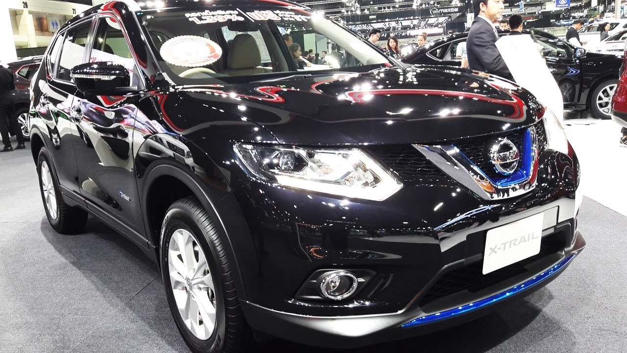 Nissan X Trail Hybrid 2 0e 2wd 2017 Youtube