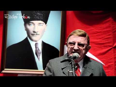 """Dr. Ata Erim'in """"8. Ermeni Yalanlarina Son Mitingi Konusmasi"""""""