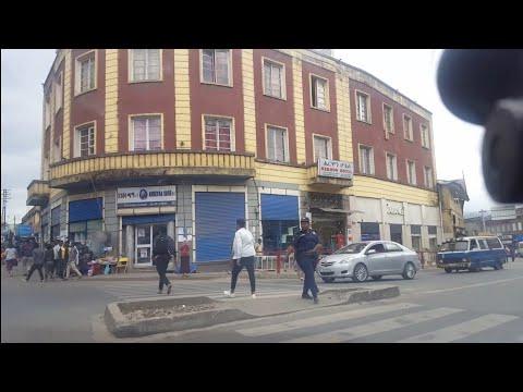 oldies part of Addis Ababa:Piassa, Arat kilo, kazanchis (in english)