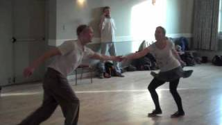 Daniel & Asa - Swing Outs and Swing Out Variations