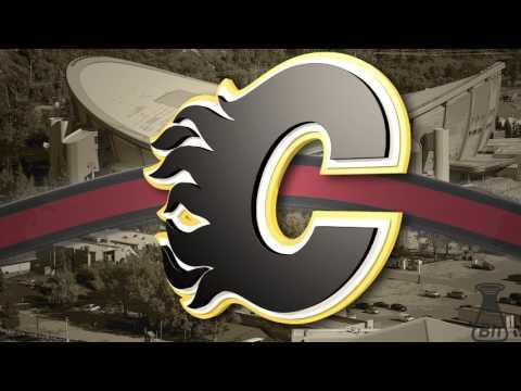 Calgary Flames Martin Gelinas OT Goal Horn