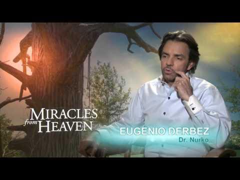 Entrevista a Eugenio Derbez - Milagros del Cielo