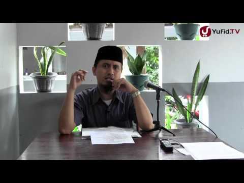 Kajian Fikih Pendidikan Anak: Anak Adalah Amanah Allah - Ustadz Abdullah Zaen, MA
