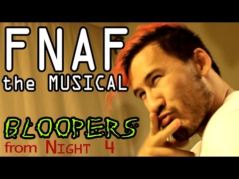 Five Nights at Freddy's: The Musical - Night 4 **BLOOPERS**