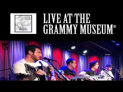 AVENGED SEVENFOLD -SO FAR AWAY  live At the grammy museum 2017