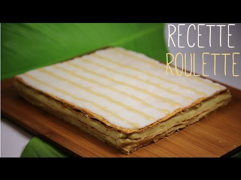 Le Millefeuille !
