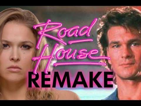UFCu0027s Ronda Rousey Lands ROAD HOUSE Remake