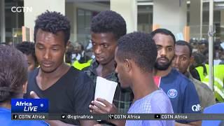 Last group of Ethiopian prisoners arrives home