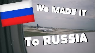 WE ARE IN RUSSIA