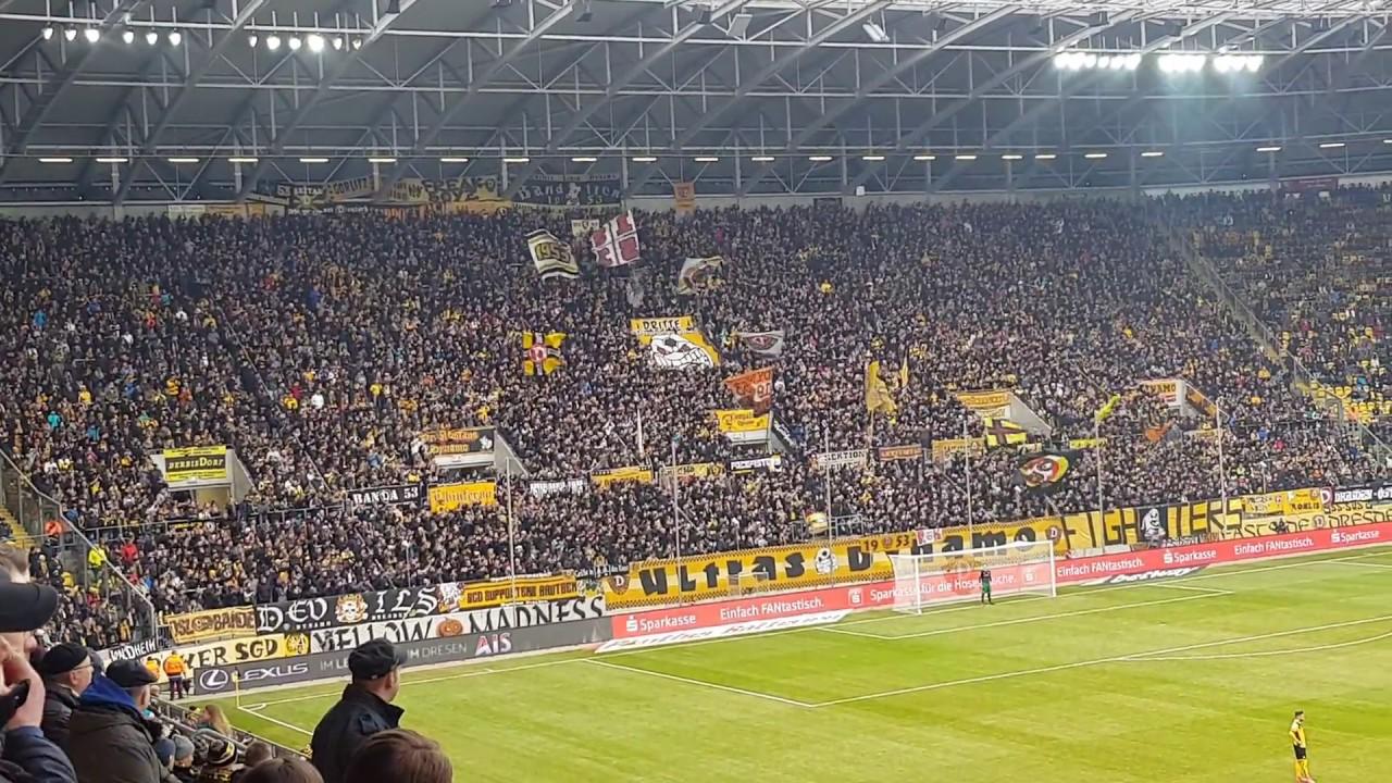 Jahn Regensburg Dynamo Dresden