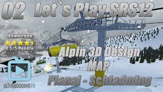 In dem Heutigen Video Stelle ich euch die Planai - Schladming Map von Alpin 3D Design für SRS12 (Skiregion Simulator 2012) vor. Das Skigebiet Schladming ist ein Tolles gebiet welches ihr weitläufig bearbeiten könnt schaut uns zu beim Zocken. -------------