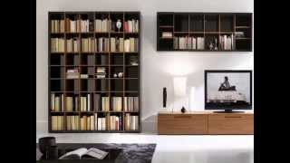 Wall Mounted Bookshelves By Optea-referencement.com