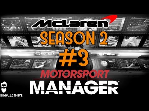 DUBAI GP, RELIABILITY SORTED! - MCLAREN S02E03 - MOTORSPORT MANAGER F1 MOD
