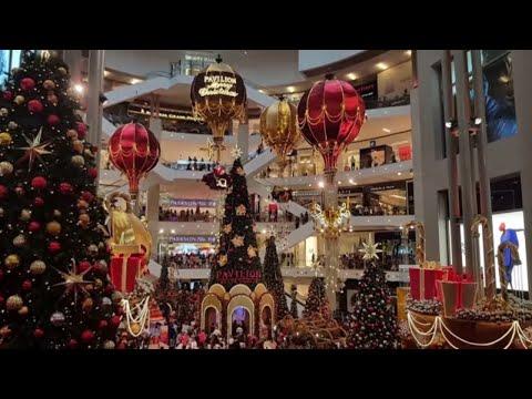 Christmas Decorations 2017 Pavilion KL